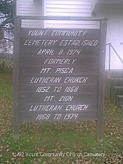 Yount Community Cemetery