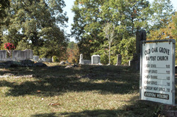 Old Oak Grove Cemetery