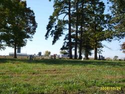 Crow Pond Cemetery