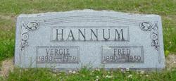 Fred Hannum