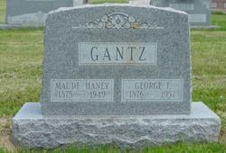 Maude Maude <I>Haney</I> Gantz