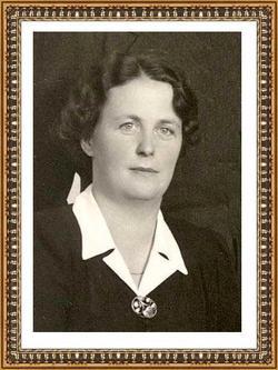 Margit Viktoria <I>Ridderstedt</I> Bergman