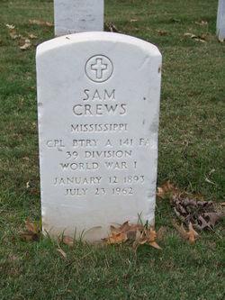 Samuel Peter Crews