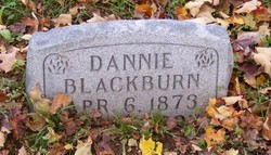 Dannie Blackburn