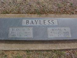 Wayne Winton Bayless