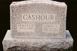 Frances C <I>Beall</I> Cashour