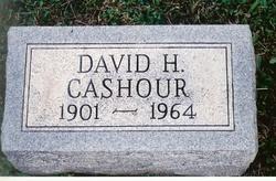 David H Cashour