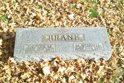 Esther M. Brane