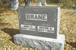 Anna Elizabeth <I>Thomas</I> Brane