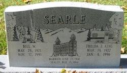 Bill W Searle
