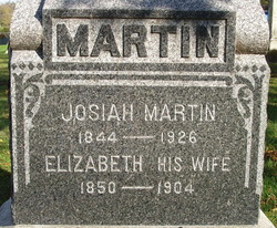 "Elizabeth ""Lizzie"" <I>Culligan</I> Martin"