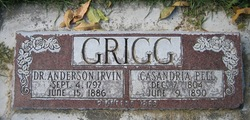 Anderson Irvin Grigg