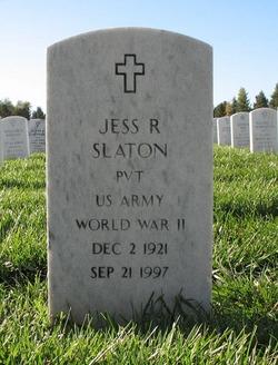 Jess R Slaton