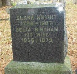 Delia Bingham <I>wheeler</I> Knight