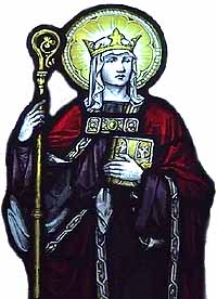 Saint Etheldreda