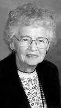 Lorraine E <I>Anderson</I> Begalke