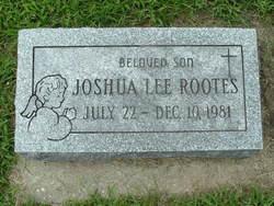 Joshua Lee Rootes