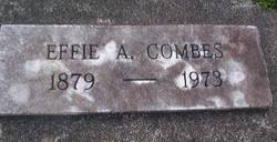 Effie Ann <I>Johnson</I> Combes