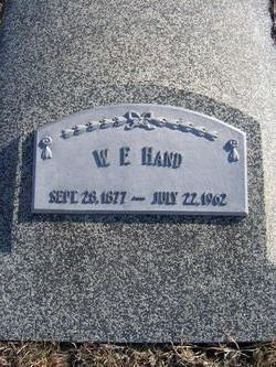 William Franklin Hand