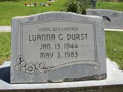 Luanna Rae <I>Gill</I> Durst