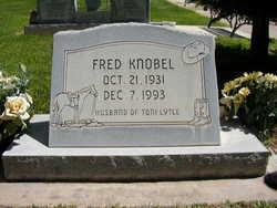 Fred Knobel