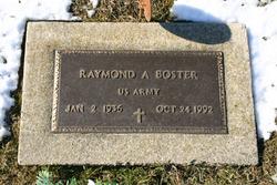 Raymond A. Boster