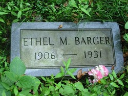 Ethel M. Barger