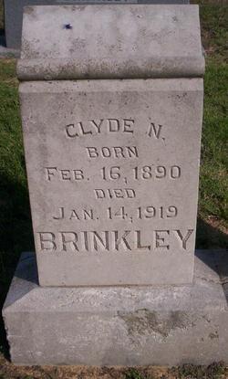Clyde N Brinkley