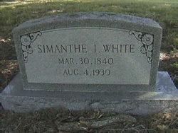 Simanthe Imogene <I>Sypert</I> White