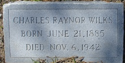 Charles Raynor Wilks