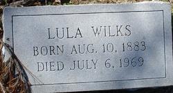 Lurene Lula <I>Magee</I> Wilks