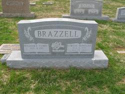 "William E ""Cubby"" Brazzell"