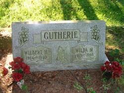 Wilbert Hugh Gutherie