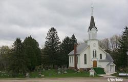 East Lemonweir Lutheran Church Cemetery