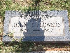 John Tolbert Flowers