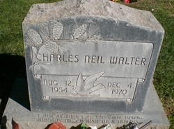 Charles Neil Walter