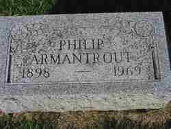 Philip Armantrout