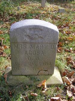 Mary <I>Waukazoo</I> Agosa