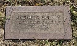 Margaret Irene <I>Gist</I> McNeeley