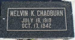 Melvin Knell Chadburn