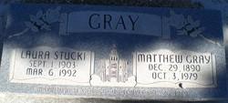 Matthew Gray
