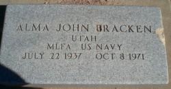 Alma John Bracken