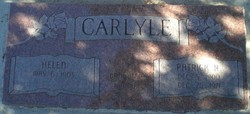 Patrick R Carlyle