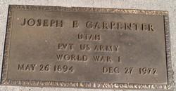 Joseph Edgar Carpenter