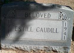 Estill Caudill