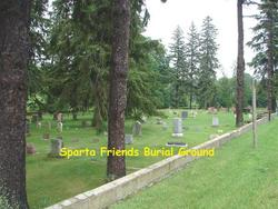 Sparta Friends Burial Ground