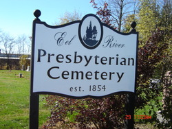 Eel River Presbyterian Cemetery