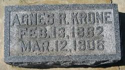 Agnes R. Krone
