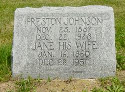 Preston Johnson