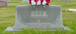 Roy E Lee